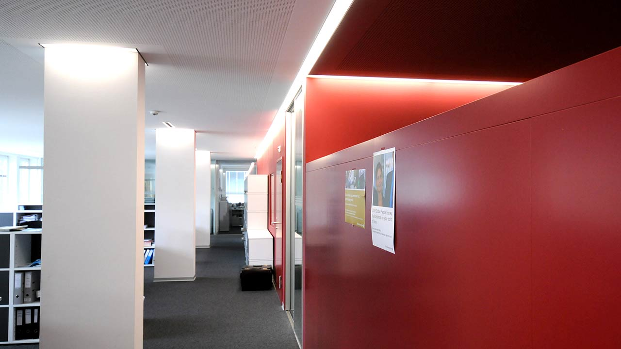 Steiner ps architecture montreux pwc lausanne bureau amenagement